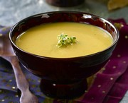 Butternut Squash and Ginger Soup 2