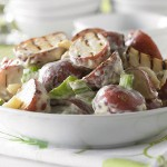 Grilled-Garlic Potato Salad 3