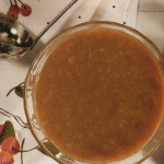 Buttery Maple Walnut Sauce