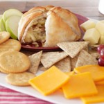 Stuffed Brie Entertaining Platter