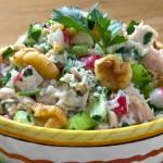 A Smarter Walnut Tuna Salad