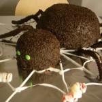 Horrible araignée d'Halloween