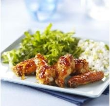 Marmalade Soy Chicken Wings