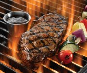 Grilled Hoisin Steak