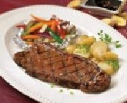Taste of Asia Barbecue Steaks