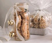 Dried-Blueberry and Almond Biscotti
