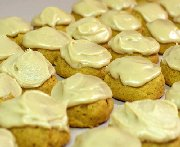 Pumpkin Cookies and Frosting