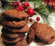 Biscuits au chocolat aphrodisiaques