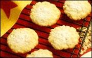 Biscuits au citron et au yogourt