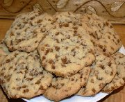 Toffee Bits Cookies
