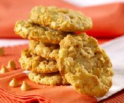 Crunchy Butterscotch Cookies