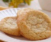 Biscuits de thé au citron