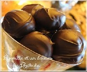 Boules aux biscuits Oréo