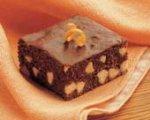 White Chip Orange Brownies