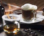 Brazilian Coffee with Vanilla Ice Cream