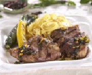 Orange-mint Lamb Chops