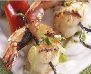 Mexican-Style Tequila Shrimp