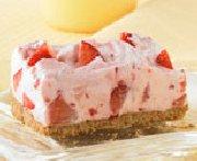 PHILADELPHIA Strawberry Fields No-Bake Cheesecake