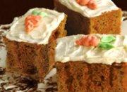 Carrot Poke Cake