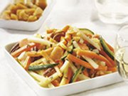 Maple Caramelized Vegetables