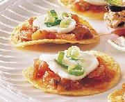 Bocconcini nachos