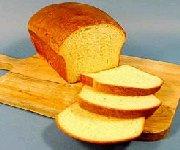 Pain moelleux au fromage à la crème