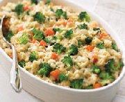 Broccoli Rice Pilaf