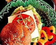 Turkey Burger Melts