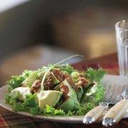 Avocado and Sundried Tomato Salad