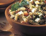 Mediterranean Fusilli Salad