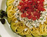 Linguine Salad Roma