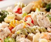 Salade « surprise » de rotini