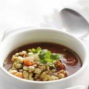 Lentils and Coriander Soup