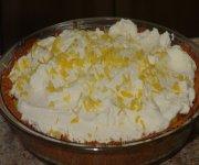 La Trattoria lemon Pie