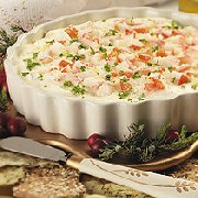 Warm Chunky Crab Spread