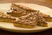 Toffee Bits Triangles